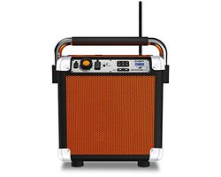 ION Audio Job Rocker Plus Bluetooth Speaker - Orange (IPA30)