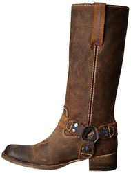 Bed Stu Women's Opal Boots - Tan Greenland - 8.5 B(M) US