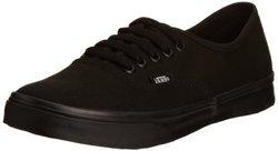 Vans Authentic Lo Pro Women's Shoes - Black Size: 4