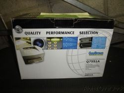 Remanufactured HP 51A Q7551A Black Toner
