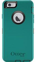 Otterbox Case: Defender Series-iphone 6/6s-teal/black