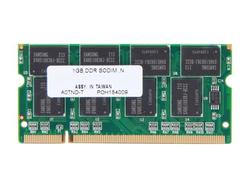 PNY OPTIMA 1GB DDR 333MHz/PC2700 Laptop Memory Module (MN1024SD1-333)