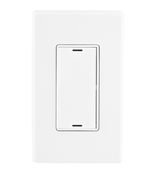 Control4 Wireless 2 Button Keypad - White