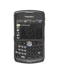 Virgin BlackBerry Curve 8530 SmartPhone, Black