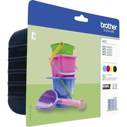 Brother Printer Cartridge for Mfc-J 480 DW - Magenta (LC-211 M)