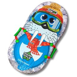 "Snow Daze Polar Pals Walrus 36"" Foam Snow Sled"