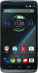 DROID Turbo, Grey with Metallic Blue accents 32GB (Verizon Wireless)