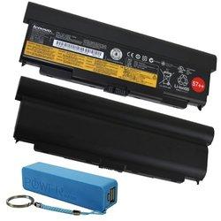 Powerwarehouse Lenovo ASM P/N 45N1150 Laptop Battery - Genuine Lenovo Battery 9 Cell (Free Powerbank)