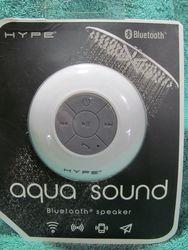 Hype Waterproof Shower Smart Phone Bluetooth Portable Speaker