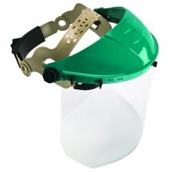 Safety Works Adjustable Face Shield - Clear