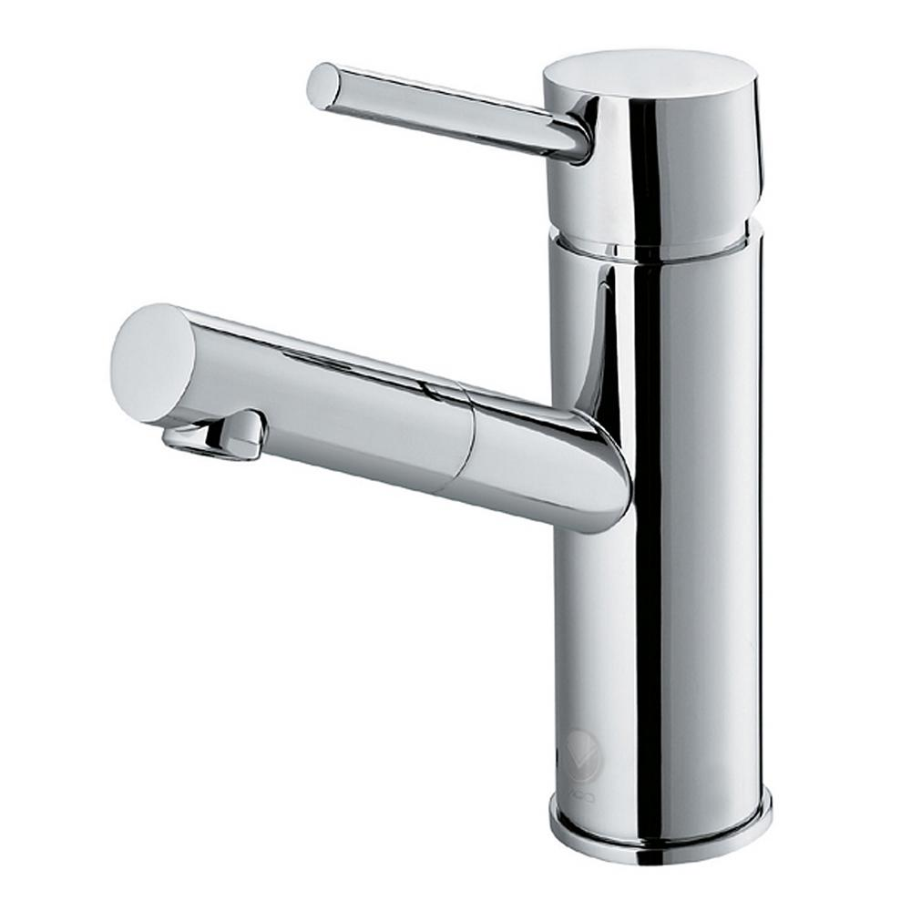 Vigo Single Hole Single Handle Bathroom Faucet Chrome Check Back