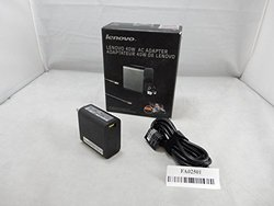 Lenovo - AC Adapter for Select Lenovo Laptops - Black