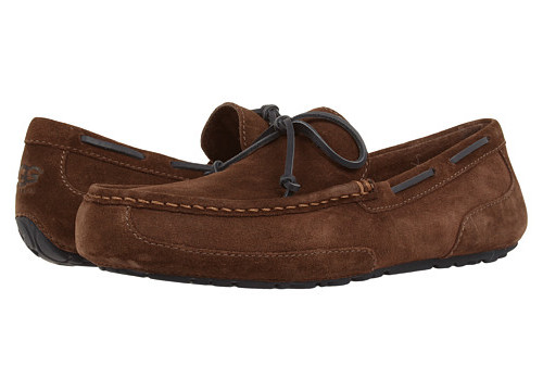 f0164a5eeb2 UGG Australia Men's Chester Loafers - Chocolate - Size: 11 - Check ...