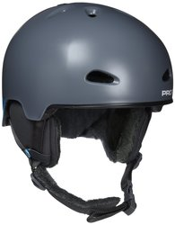 Pro Tec Commander Helmet - Snow Grey - Size: X-Large