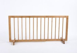 "Cardinal Gates Step Over Gate, for Pet Dogs - Oak - 20"" Height (SG1-O)"