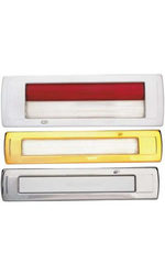 TaylorMade CCF Linear Lights - Brass/Gold