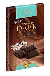 Baron Chocolatier Premium Dark Chocolate With Sea Salt Case of 12