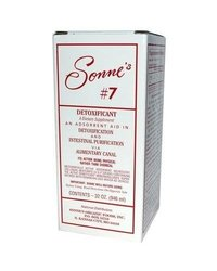 Sonnes Detoxification No. 7 Formula - 32 Ounce, 1 Each