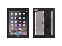Griffin Survivor Slim for iPad Air 2, Black Clear