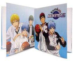 Kuroko's Basketball - Group Binder