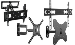 "Gforce TV Mounts: Gf-p1757-1211 Full Motion 13""- 42"""