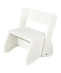 KidKraft Kids Perfect Flip Stool - White