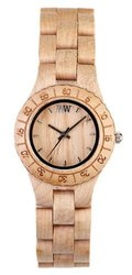 Limited Edition WeWood Moon Beige Wood Watch