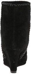 Charles by Charles David Women's Suede Naya Boots - Black - Size: 8.5