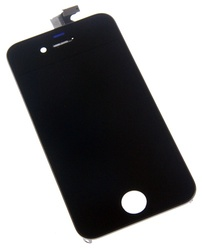 iPhone 4 Full Replacement Display Assembly Black (821-0999)