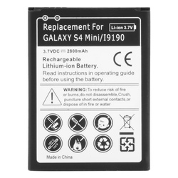 2300mAh Replacement Battery for Samsung Galaxy S3 SIII i9300 Li-Ion 3.7VDC