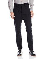 Howe Men's New Slang 5 Pocket Pant - Black N - Size: 30