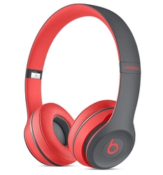 Beats By. Dr. Dre Solo2 Active Collection Wireless Headphones - Siren Red