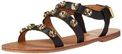 Report Signature Women's Zoran Dress Sandal - Black - Size: 8.5