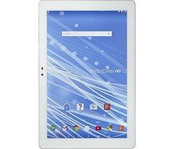 """Insignia Flex 10.1"""" Tablet 32GB - White/Silver"""