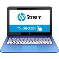 "HP Stream 13.3"" Laptop N2840 2.16GHz 2GB 32GB Windows 8 - Blue Horizon"