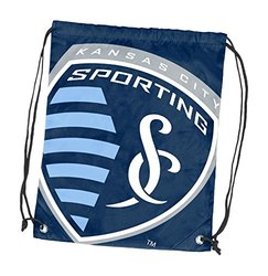 MLS Kansas City Wizards Doubleheader Backsack - Blue - Size: Adult