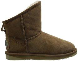 Australia Luxe Women's Cosy X Short Boots - Chestnut - Size: 9