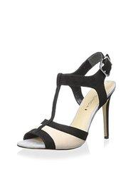 Via Spiga Women's Talisa Sandal - Grey - Size: 6.5