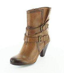 Arturo Chiang Women's Velma Vintage Dress Boot - Cognac - Size: 6