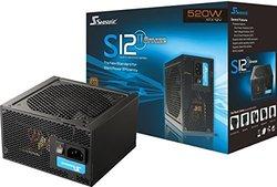 Seasonic S12II Series 540 Watt Power Supply