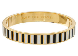 Kate Spade New York Idiom Bangles Rule The Roost - Hinged Bracelet