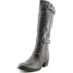 Carlos by Carlos Santana Women's Vesta Motorcycle Boots - Black - Size: 7
