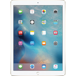 "Apple 12.9"" iPad Pro Wi-Fi 32GB iOS 9 - Gold (ML0H2LL/A)"