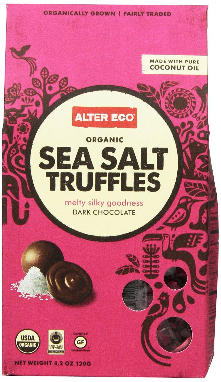 alter eco organic gluten free sea salt truffles check back soon blinq. Black Bedroom Furniture Sets. Home Design Ideas