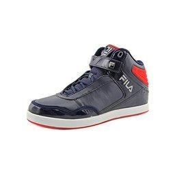 Fila Men's Displace 2 Sneakers - Blue - Size: 10.5