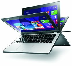 "Lenovo 2in1 13.3"" Touch Laptop i5 1.7GHz 8GB 128GB Windows 8.1 (59424666)"