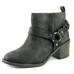 Carlos by Carlos Santana Women's Vancouver Ankle Boot - Black - Size: 6.5