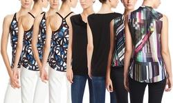 Trina Turk Women's Muriel Top - Multi - Size: Small