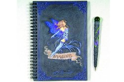 Fairy Journal & Pen Set - Amy Brown Collection - Imagine 7833