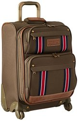 "Tommy Hilfiger Berkeley 21"" Upright Suitcase - Olive"
